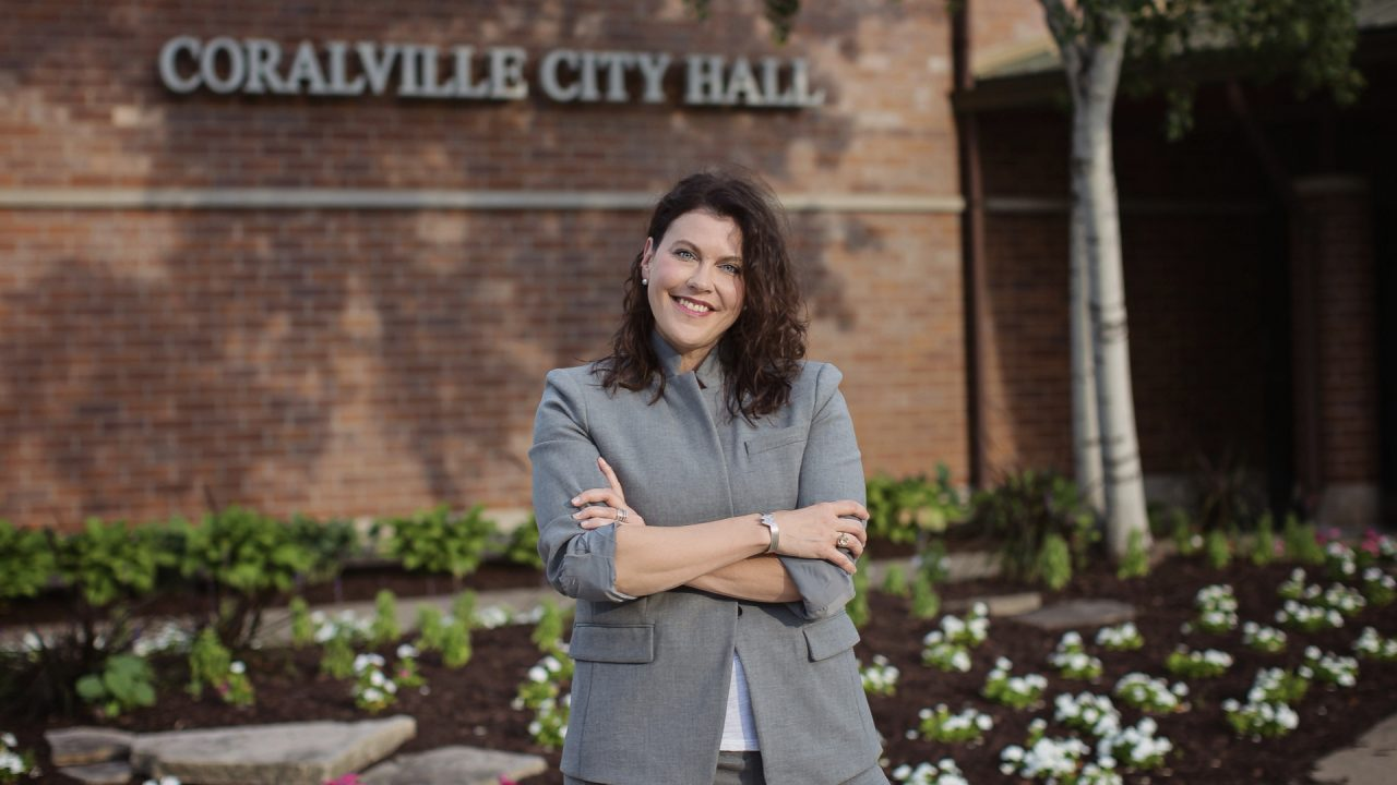 Meghann Foster to Run for Mayor of Coralville